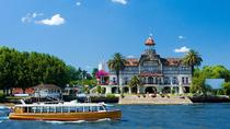 Tigre Delta Tour and Rio de la Plata Lunch Cruise, Buenos Aires, Private Sightseeing Tours