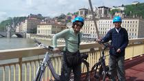 3-Hour Guided Electric Bicycle Tour of Lyon with Optional Food Tasting, Lyon, null
