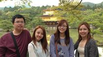 Kyoto private tour from Osaka(Shore excurtion available from Osaka or Kobe port), Osaka, Private ...