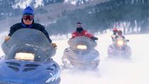 Half-Day Winter Snowmobile and Ice Fishing Tour, Newfoundland & Labrador, Ski & Snow