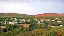 Alice Springs til Uluru (Ayers Rock) enkeltbillet med bus, Alice Springs