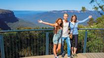 Blue Mountains Day Trip and River Cruise, Sydney, Climbing
