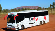 Coach Transfer from Ayers Rock to Kings Canyon, Ayers Rock