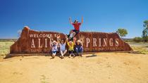Recorrido de medio día por Alice Springs Highlights, Alice Springs