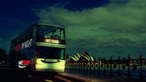 Sydney By Night Tour on Double-Decker Coach with Transparent Roof, Sydney, Night Tours