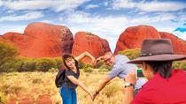 Uluru Sunrise and Kata Tjuta Half Day Trip, Ayers Rock, Walking Tours