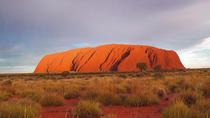 Uluru Sunrise and Kata Tjuta Half Day Trip
