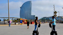 Barcelona on a Segway: Guided Tapas Tour , Barcelona, Segway Tours