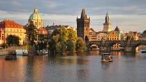 Transfer Berlin-Prague or Prague-Berlin, with optional 2 hours visit to Dresden, Berlin, Airport &...