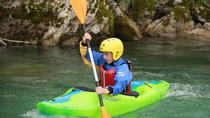 5-Day Kayak Course on Soca River from Bovec, Bovec