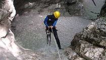 Extreme Canyoning in Soca Valley, Bovec, Adrenaline & Extreme