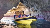 Caves and Dolphin Watching Cruise from Albufeira, Albufeira, null