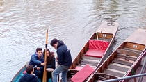 Walking Tour Combined with River Punting Rowing (2 hours plus), Oxford, Cultural Tours
