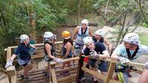 Trinidad Zipline and Hiking Como Tour, Trinidad and Tobago, Ziplines