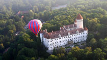 Hot-Air Balloon Ride around Prague, Praag