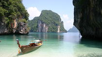 Full-Day Island Hopping and Sightseeing Tour including Lunch from Ao Nang, Krabi, Day Cruises