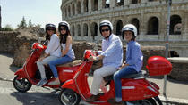 Rome: Panoramic Vespa Tour (3 hours), Rome, null