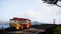 Historic Cable Car San Francisco City Tour and Bridge Walk, San Francisco, City Tours