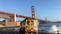Hop On Hop Off City Tour on a Classic Cable Car, San Francisco, Bus & Minivan Tours