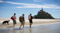 Walking Tour of Le Mont Saint-Michel, Mont-St-Michel