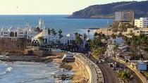 Stone Island Beach and Old Town Sightseeing Tour, Mazatlan