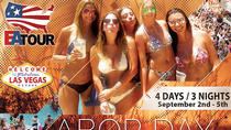 Labor Day Weekend Las Vegas Tour from Long Beach for 4 Days 3 Nights, Long Beach