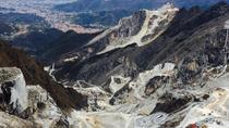 Full-Day Private Shore Excursion: Pietrasanta and Michelangelo Carrara Marble Quarries with Wine...