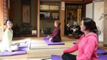 Healing Pilates Session and Japanese Homecooking Experience, Kioto