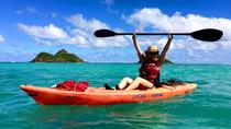 Mokulua Islands Full-Day Guided Kayak Tour from Kailua Beach, Oahu, Day Trips
