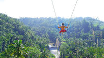 Bali Swing Combine with White Water Rafting, Bali, White Water Rafting