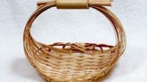 Bamboo Basket Making Workshop in Kyoto Yorozu-kago, Kyoto, Craft Classes