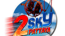2 SKY Pattaya Rocket Ball Ride, Pattaya, Adrenaline & Extreme