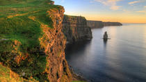 5-Day Highlights of Ireland Tour: the Burren, Cliffs of Moher, Ring of Kerry, Dublin
