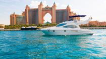 Dubai Palm Jumeirah, Burj Al Arab, and Atlantis Yacht Cruise, Dubai, Day Cruises