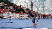Kotor Riviera Stand-Up Paddling and Bike Adventure, Kotor, Stand Up Paddleboarding