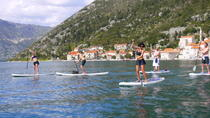 Stand-Up-Paddle Board at Bay of Kotor from Tivat or Kotor, Kotor, Stand Up Paddleboarding
