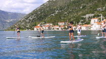 Stand-Up-Paddling at Kotor Bay from Tivat or Kotor, Kotor, Stand Up Paddleboarding