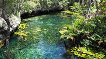 3 Cenotes Tour with Lunch: Dos Ojos, Misterio and Nikte-Ha, Playa del Carmen, Half-day Tours