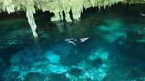 Cenote Dos Ojos with Sian Ka'an Reserve from Playa del Carmen, Playa del Carmen, Day Trips