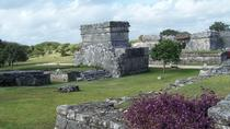 Tulum Ruins Day Trip with Beach and Cenote Dos Ojos , Playa del Carmen, Day Trips