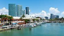 Miami City Tour plus Shopping and Optional Bay Cruise, Miami, Jet Boats & Speed Boats