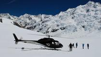 35-minütige Tal- und Gletscher-Helikopter-Tour vom Mount Cook, Mount Cook, Helicopter Tours