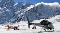 35-Minute Mount Cook Ski Plane and Helicopter Combo Tour, Mount Cook, Helicopter Tours