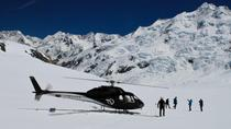 35-Minute Valley and Glacier Helicopter Tour from Mount Cook, Mount Cook
