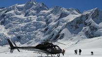 45-minütige Gletscher Highlights Helikopter Tour vom Mount Cook, Mount Cook, Helicopter Tours