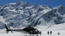 45-Minute Glacier Highlights Helicopter Tour from Mount Cook, Mount Cook, Helicopter Tours