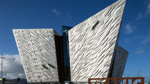 Belfast Combination Ticket: Titanic Belfast Admission and 48-Hour Hop-On Hop-Off Bus Tour, Belfast, ...