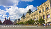 Moscow Private Walking Half Day Tour, Moscow, City Tours