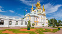 Private Half Day Excursion to Peterhof Palace from St Petersburg, St Petersburg, Private ...