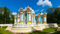 Private Half Day Tsarskoe Selo Tour from St Petersburg, St Petersburg, null